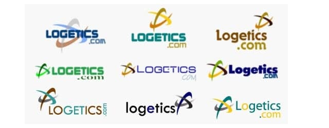 brand Logo Design Process Revisions
