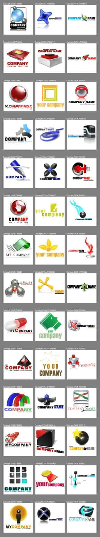 what elements go into making a logo great