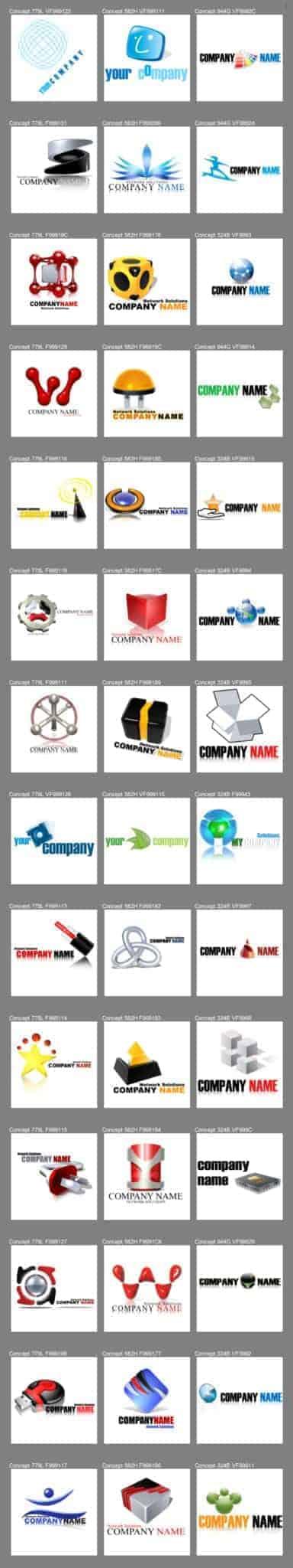 best brand logo elements